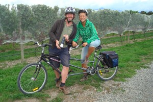 All guests recieve FREE use of our Wine Tour bikes